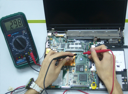 Diploma in Laptop Repairing